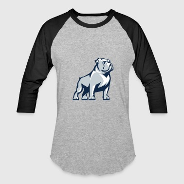 Bull Dog - Baseball T-Shirt
