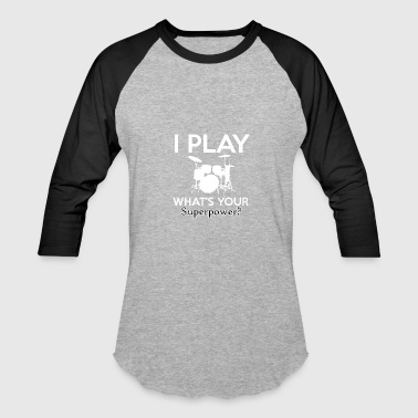 Drumming designs - Baseball T-Shirt