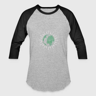 Earth Day, Our Home, Save our Planet - Baseball T-Shirt
