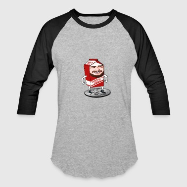 Daddy's Milk - Baseball T-Shirt