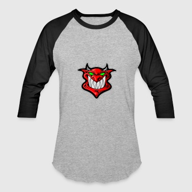 Devil Male Devil - Baseball T-Shirt