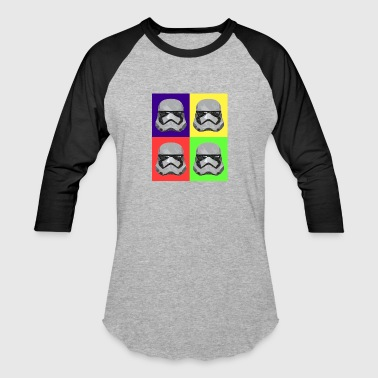 The Stormtroopers - Baseball T-Shirt