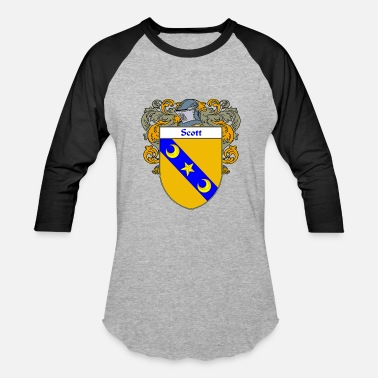 Coat-of-arms Coat Of Arms - Baseball T-Shirt