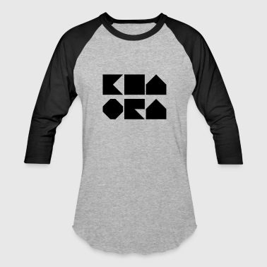 Kia Ora NZ - Baseball T-Shirt
