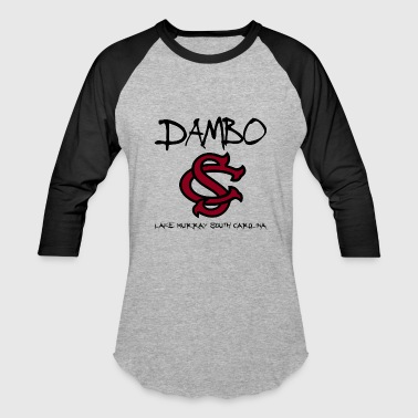DAMBO USC GAMECOCKS - Baseball T-Shirt