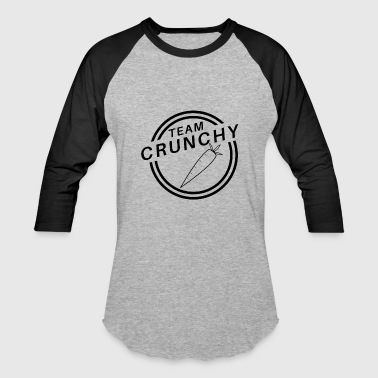 Team Crunchy - Baseball T-Shirt