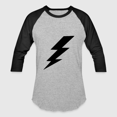 Lightning Bolt lightning bolt - Baseball T-Shirt