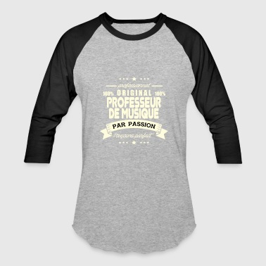 Original Music Original Music Teacher - Baseball T-Shirt