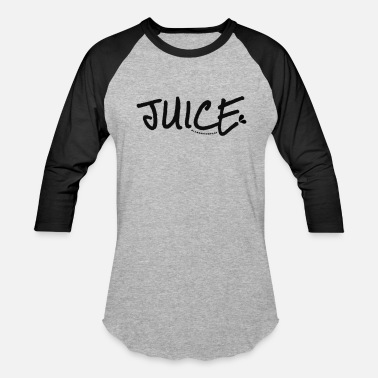 Juice Black Juice - Baseball T-Shirt