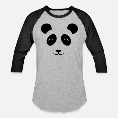 Happy Panda Happy Panda - Baseball T-Shirt