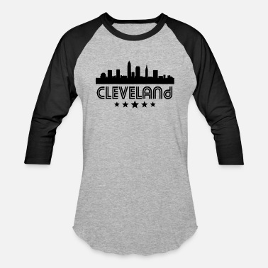 3b1da27ec633 Shop Cleveland Skyline T-Shirts online   Spreadshirt