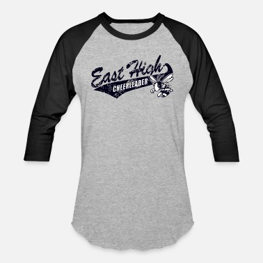 East Frisia East High CHEERLEADER - Baseball T-Shirt