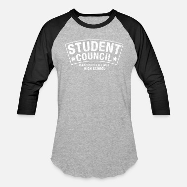 Student Council Student Council Bakersfield East High School - Baseball T-Shirt