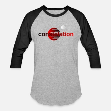 Constellation constelation by po - Baseball T-Shirt