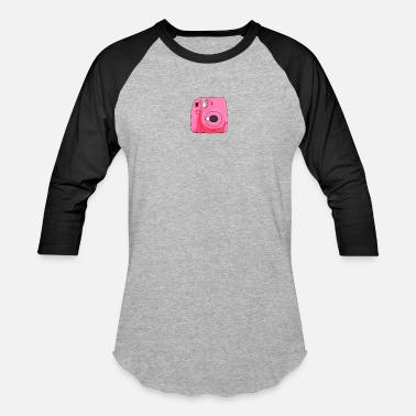 Candy Cam - Unisex Baseball T-Shirt