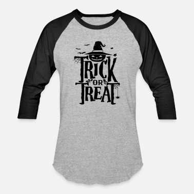 Halloween Halloween Costume T-Shirt for Men Women - Unisex Baseball T-Shirt
