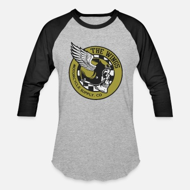 Wing The Wings - Baseball T-Shirt