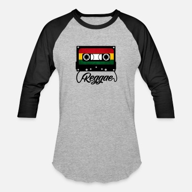 Cartridge Reggae Cartridge - Unisex Baseball T-Shirt