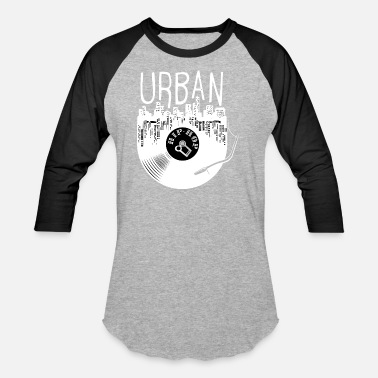Old School Hip Hop Urban Hip Hop Old School Rap - Unisex Baseball T-Shirt