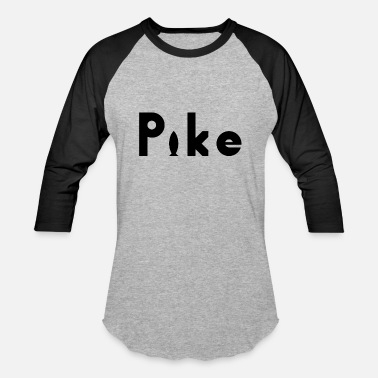 Piken Pike - Baseball T-Shirt