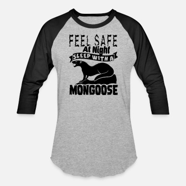 Mongoose Mongoose Shirt - Baseball T-Shirt