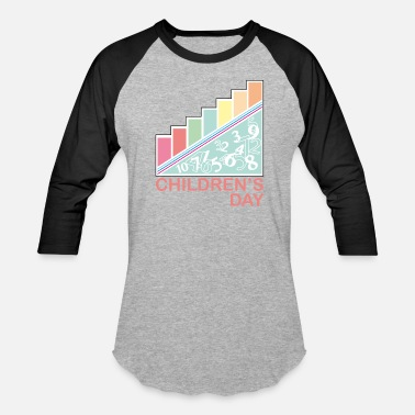 Children's Day children's day - Unisex Baseball T-Shirt