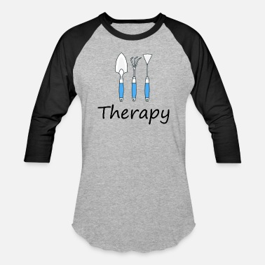 At Therapy therapy - Baseball T-Shirt