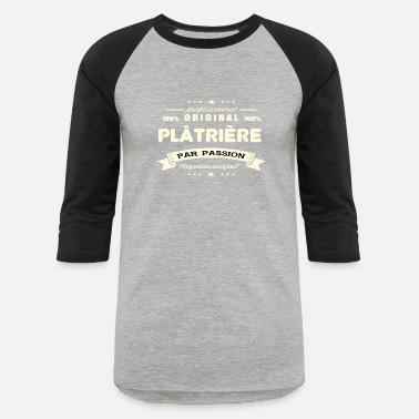 c58eaa2a Plastering Original Plasterer - Unisex Baseball T-Shirt