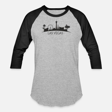 Las Vegas Golden Knights Las Vegas - Unisex Baseball T-Shirt 6751a1aa8