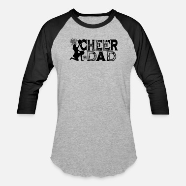 Cheer Dad Cheer Dad - Baseball T-Shirt
