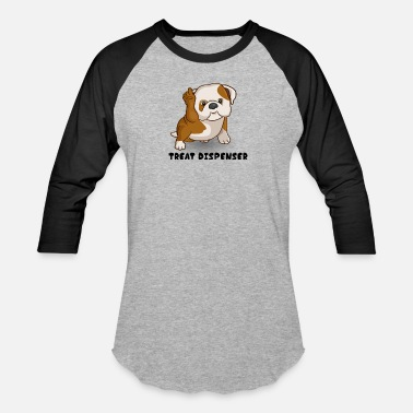 Product Dog Lovers Gift T-Shirt Treat Dispenser - Baseball T-Shirt