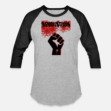 Revolution The Revolution - Baseball T-Shirt
