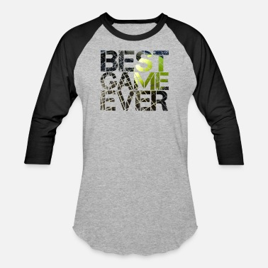 Bondage Game Best Game Ever Tennis - Baseball T-Shirt