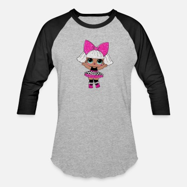 Lol Lol Doll - Unisex Baseball T-Shirt