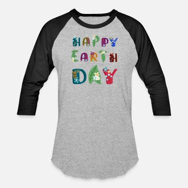 Forest Everyday is Earth Day Tee Save Planet Gift T-Shirt - Unisex Baseball T-Shirt
