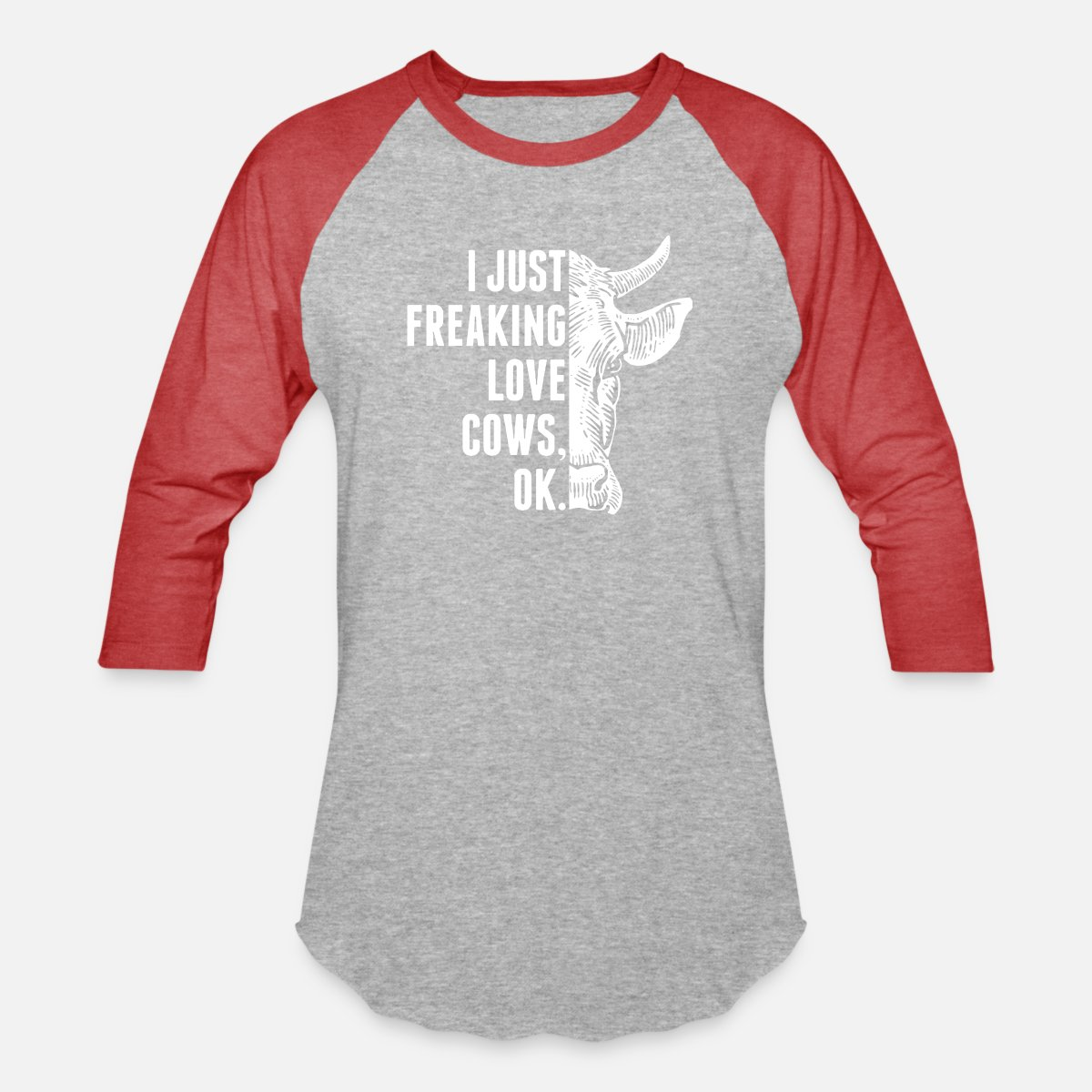 I Just Freaking Love Goats Ok Unisex Boys Girls Long Sleeve Crew Neck Cotton T-Shirts Pullover Shirt for 2-6T Baby