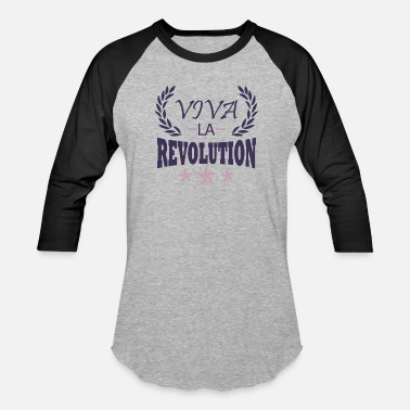 Revolution Revolution - Baseball T-Shirt