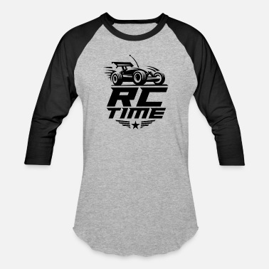 Rc Racing RC Time Radio Controlled Racing Enthusiasts Sports - Baseball T-Shirt
