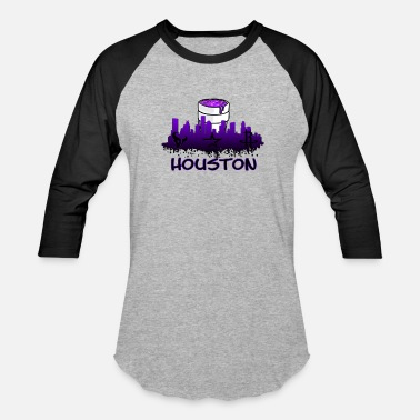 Houston Htowwwn - Baseball T-Shirt