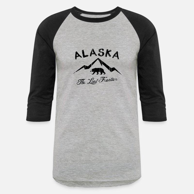 7453c7fe9 Shop Alaska Long-Sleeve Shirts online | Spreadshirt