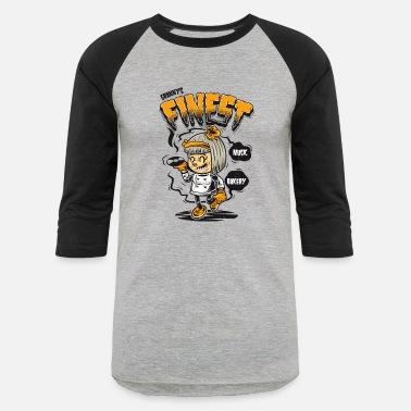 Grannies Grannys - Unisex Baseball T-Shirt
