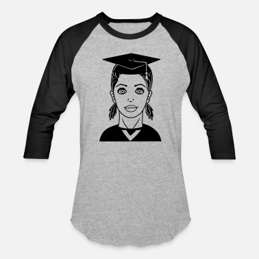 High School Graduate learn high school graduation school graduation hig - Baseball T-Shirt