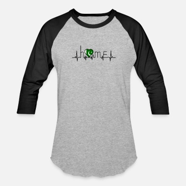 I Love Pakistan i love home Pakistan - Baseball T-Shirt