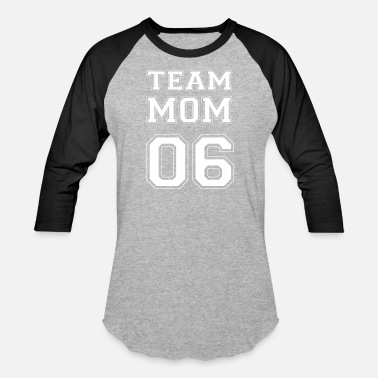 Team Mom Team MOM 06 - Baseball T-Shirt