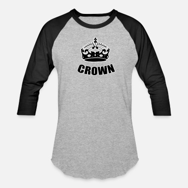 Crown Crown - Baseball T-Shirt