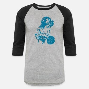 Carolina Panthers Vintage Carolina Panthers T Shirt Carolina Panther -  Unisex Baseball T-Shirt b5ca0f920