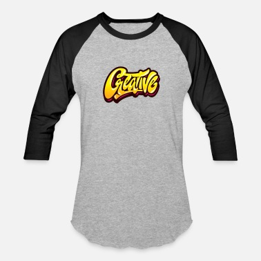 Creative Catastrophe CREATIVE - Unisex Baseball T-Shirt