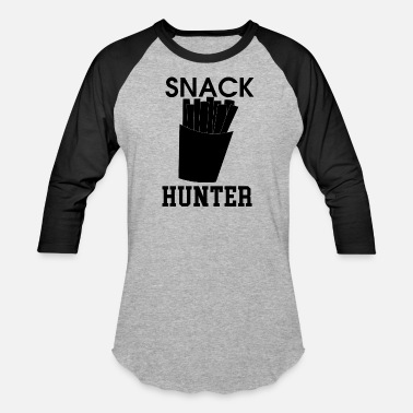 Snack Joint snack hunter - Unisex Baseball T-Shirt