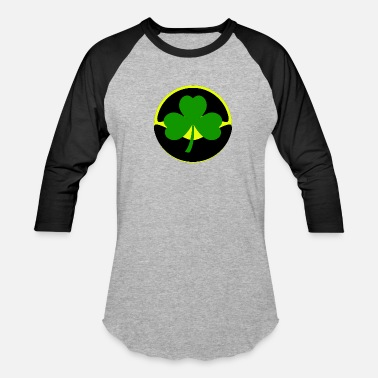 st patricks day - Unisex Baseball T-Shirt