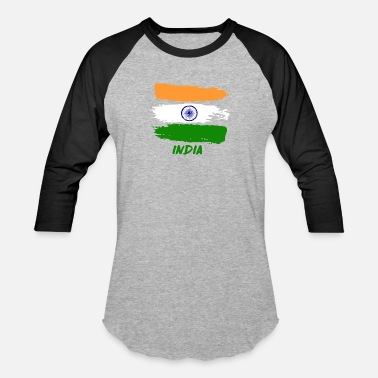 India india design - Baseball T-Shirt